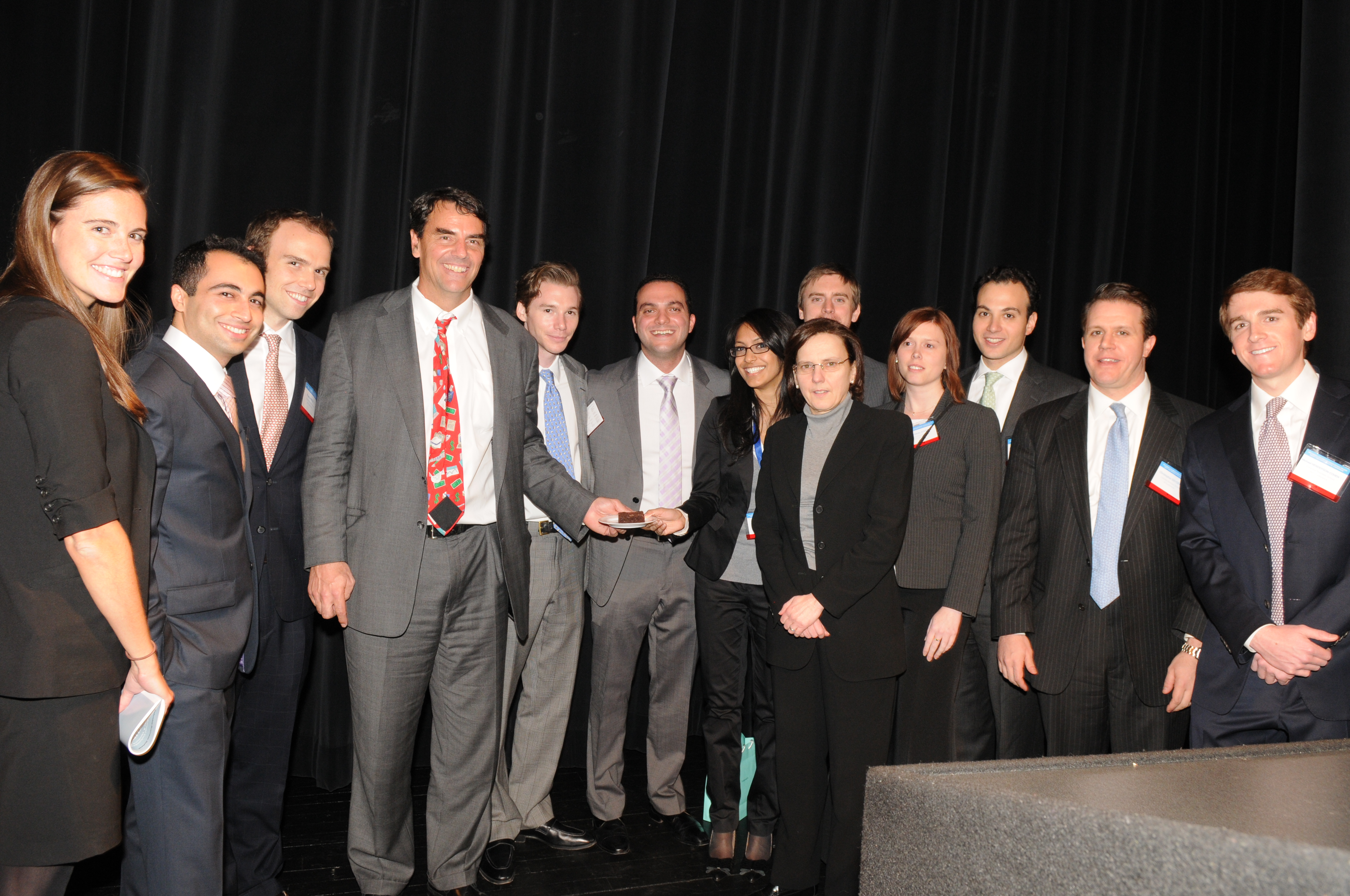 2012 conference team with keynotes