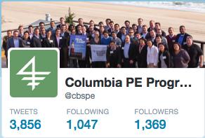@Cbspe The PE Program on Twitter